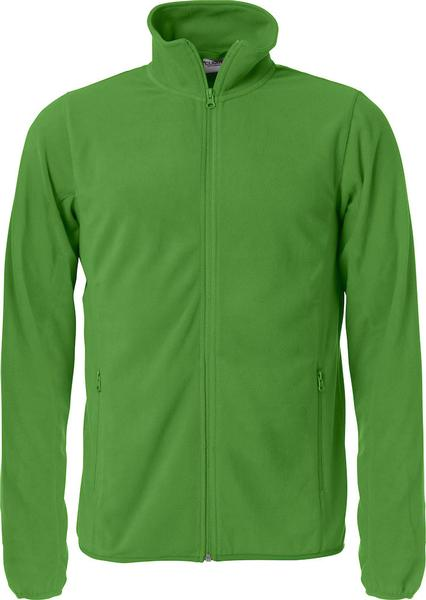 023914 - BASIC MICRO FLEECE JACKET - Giacca in micropile - 605 verde acido