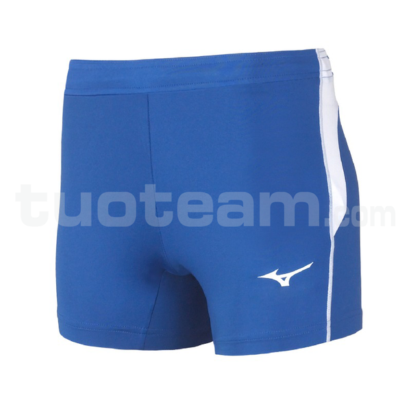 U2EB7303 - Authentic Short Tight - Royal/White