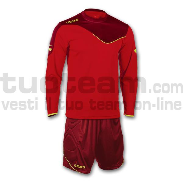 CF01 - Kit Las Vegas - RED/BURGUNDY