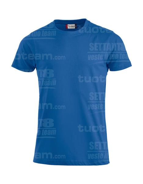 029340 - T-SHIRT Premium-T Mens - 55 royal