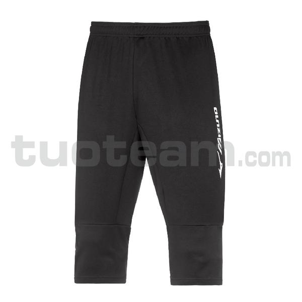 P2ED7530 - Trad Shukyu 3/4 pant - Black/Black