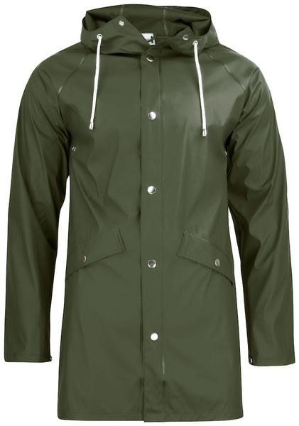 020939 - Classic Rain Jacket - Verde Foresta