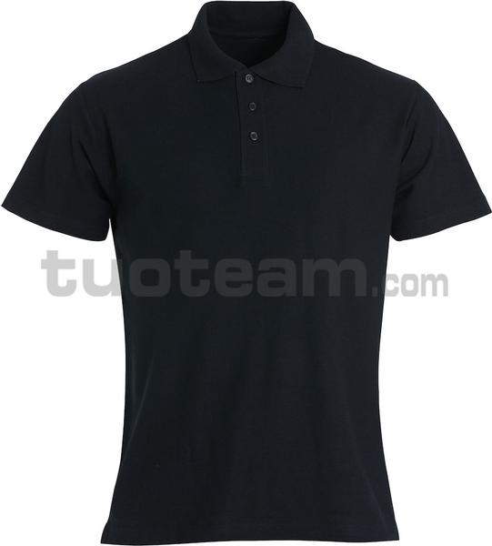 028230 - polo basic - 99 nero