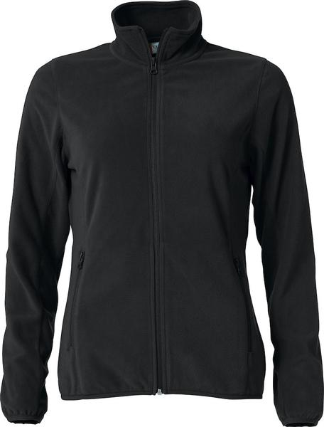 023915 - Basic Micro Fleece Jacket Lady - 99 nero