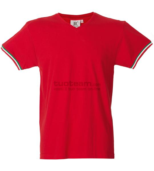 98997 - T-Shirt New Milano - ROSSO