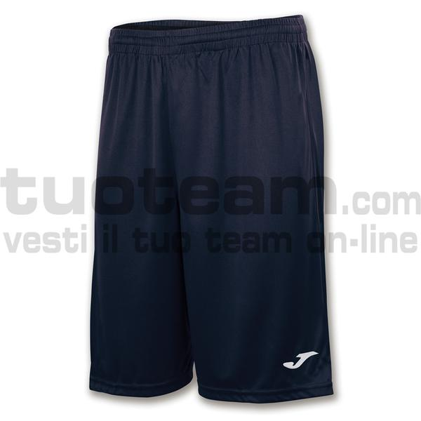 101648 - NOBEL LONG SHORT 100% polyester interlock 160 gr. - 331 Dark Navy