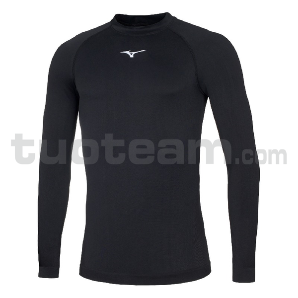 32EA7045 - Core Long sleeve underwear - Black/Black