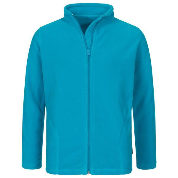 ST5170 - Active Bambino Pile Jacket 100% Poly 220 gr/m2 - Kawaii Blue