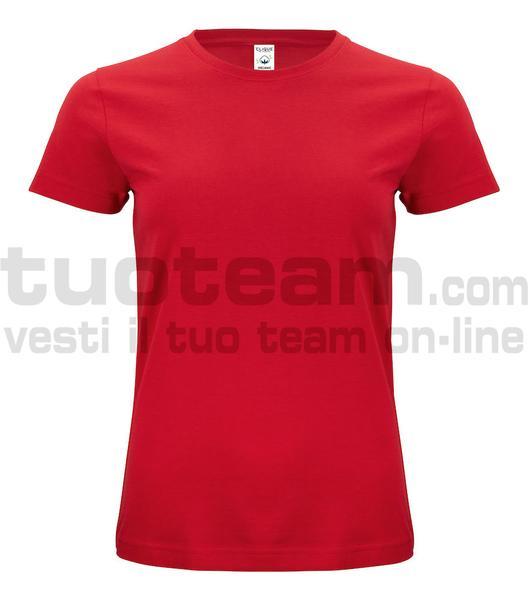 029365 - Organic Cotton T-shirt Lady
