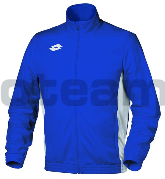 L56928 - DELTA JR SWEAT FZ PL - royal