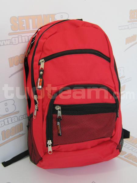 780050 - ZAINO C/RETE Tt - ROSSO