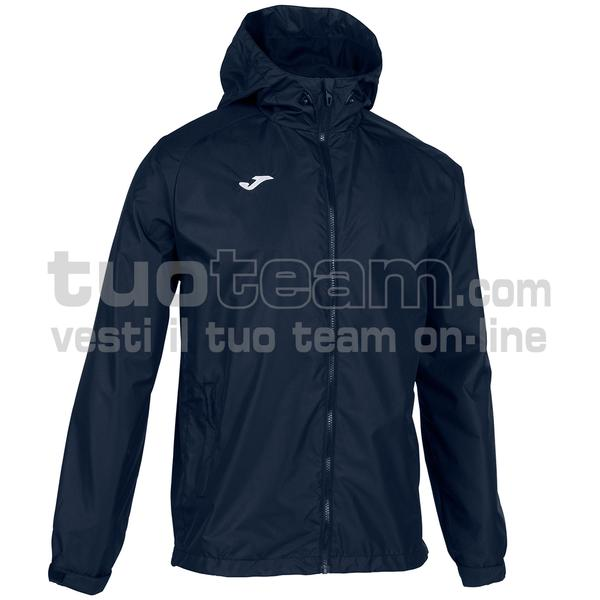 101295 - RAINJACKET FODERATO CERVINO - 331 Dark Navy