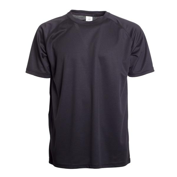 SPRINTEX - T-SHIRT RUNNING - BLACK
