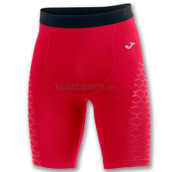 101111 - SHORT BRAMA EMOTION THERMAL - 601 ROSSO/NERO