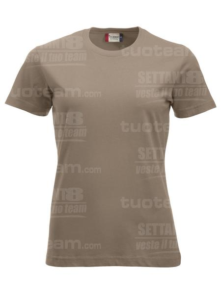 029361 - T-SHIRT New Classic T Lady - 820 caffe latte