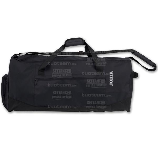 400236 - BORSA TUBULAR MEDIUM - 100 NERO
