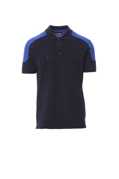 COMPANY - COMPANY POLO - BLU NAVY/BLU ROYAL