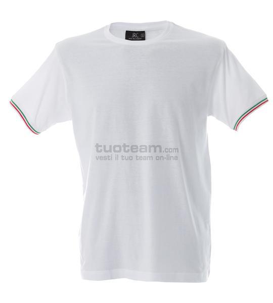 98917 - T-Shirt Udine - BIANCO
