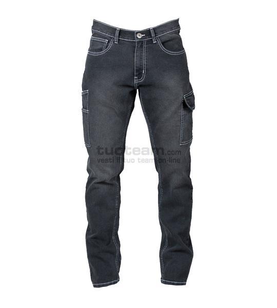 99368 - Jeans Denver Man - NERO