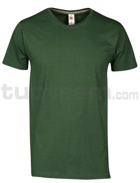 SUNSET - T-SHIRT SUNSET - VERDE