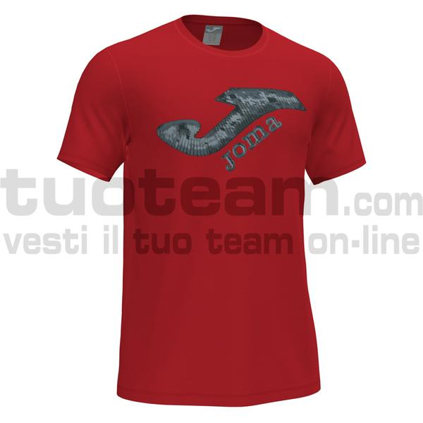 101671 - T SHIRT MARSELLA 65% polyester 35% cotton - 600 ROSSO