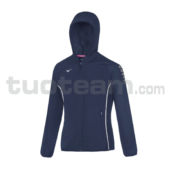 32EE7202 - micro Jacket W - Navy/White
