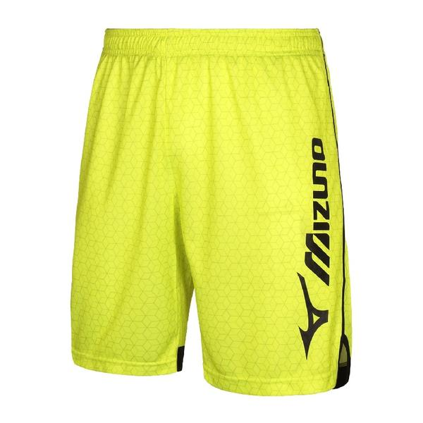 V2EB7003 - RANMA SHORT - Yellow Fluo/Royal