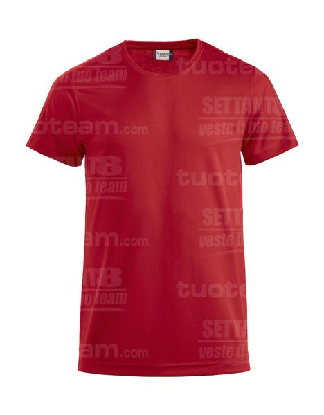 029334 - T-SHIRT Ice-T - 35 rosso