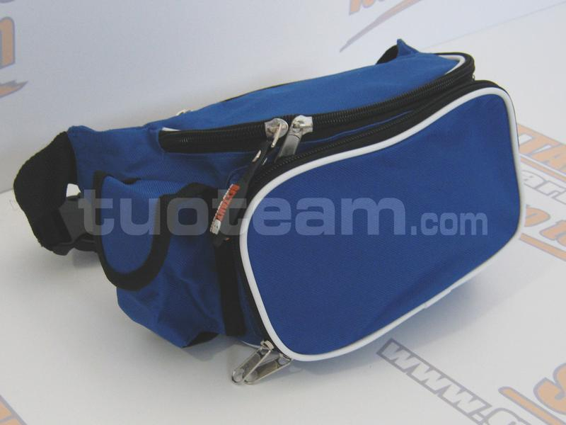 780010 - MARSUPIO Tt Fanny Pack - BLU ROYAL