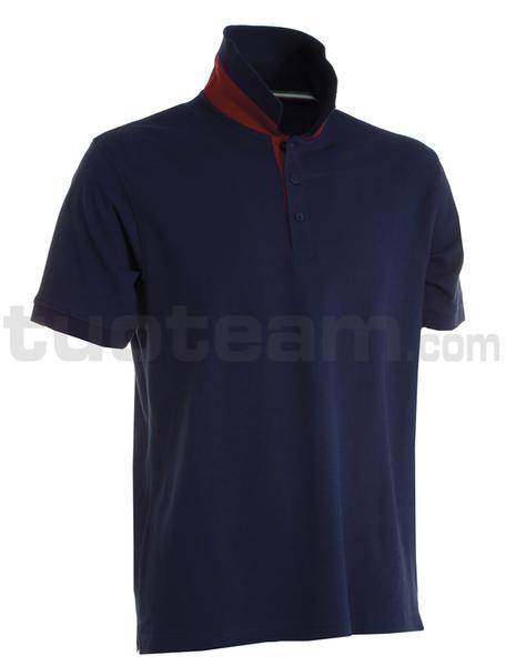 TEAM - TEAM - DRESS BLUE/ROSSO