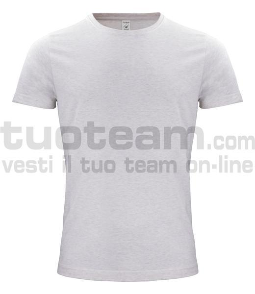 029364 - Organic Cotton T-shirt - melange naturale