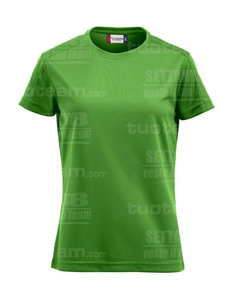 029335 - T-SHIRT Ice-T Lady - 605 verde acido
