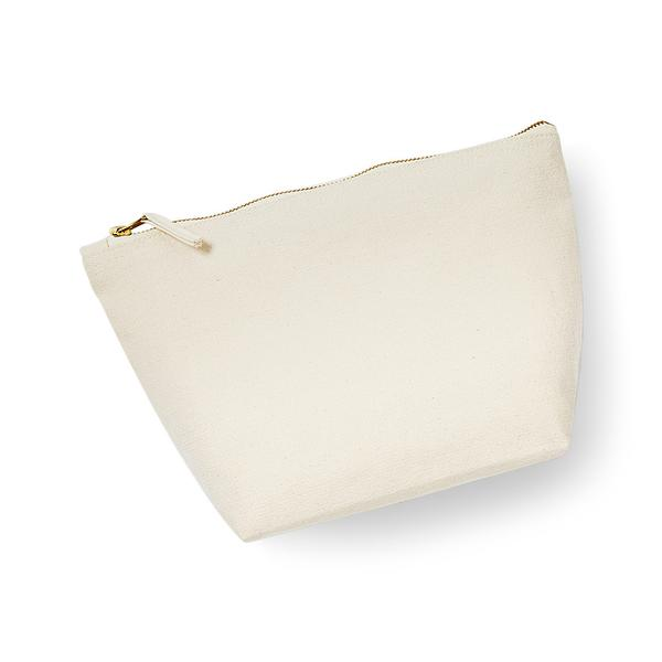 W540 - Canvas Accessory Bag - natural