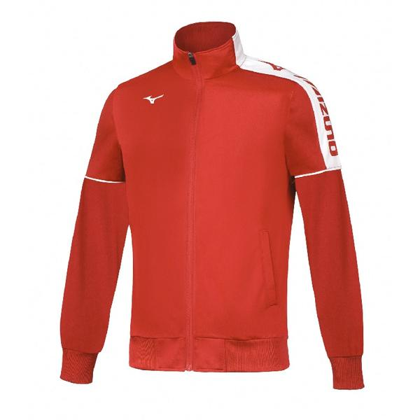32EC7005 - Track Jacket - Red/Red