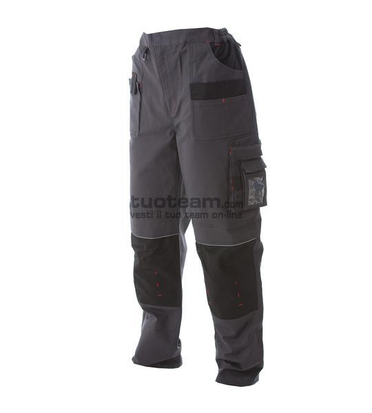99127 - Pantalone Qatar - DARK GREY