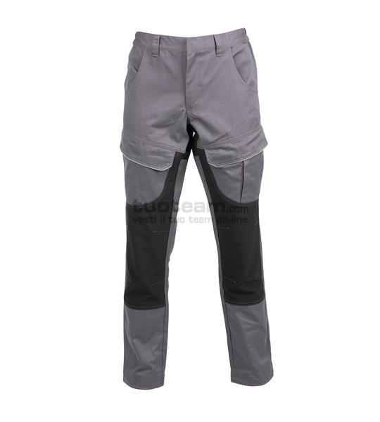99280 - Pantalone Melbourne - GRIGIO