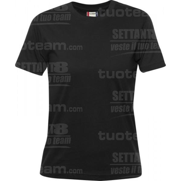 029341 - T-SHIRT Premium-T Lady - 99 nero
