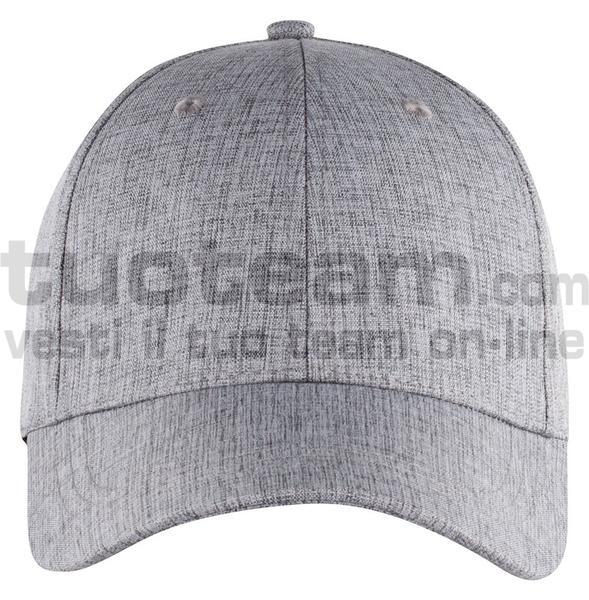 024066 - Melange Cap - 95 grigio melange