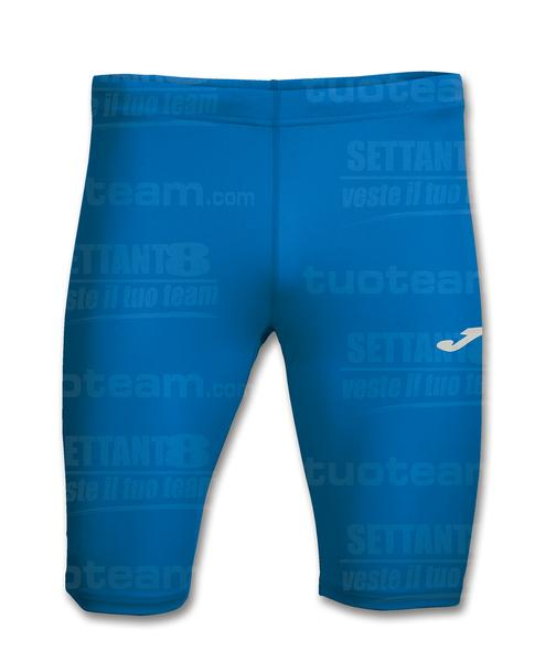 100042 - RECORD BERMUDA TIGHT 100% polyester interlock - ROYAL