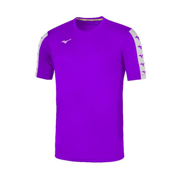 32FA9B51 - NARA TRAINING TEE JR - Nara Purple