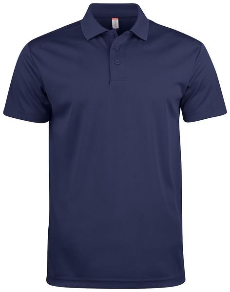 028254 - Basic Active Polo - 580 blu navy