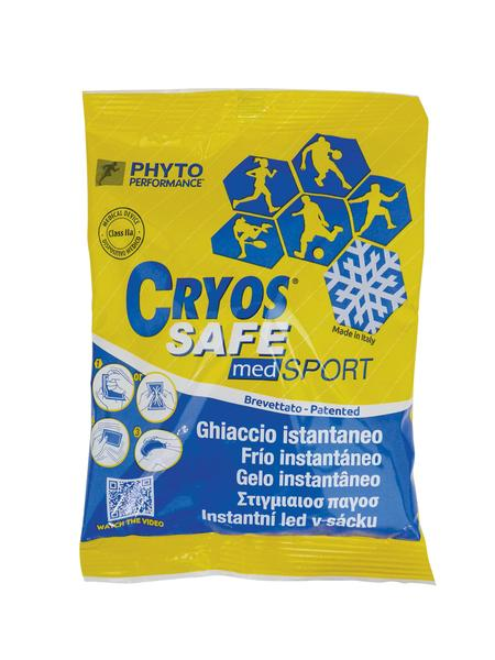 P200.11 - Ghiaccio istantaneo Cryos Safe med Sport