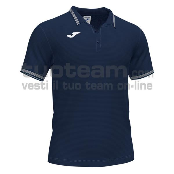 101588 - CAMPUS III POLO 100% polyester interlock - 331 Dark Navy