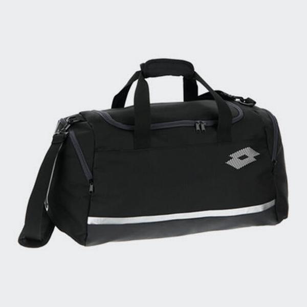 212290 - BAG DELTA PLUS M - NERO / GRIGIO