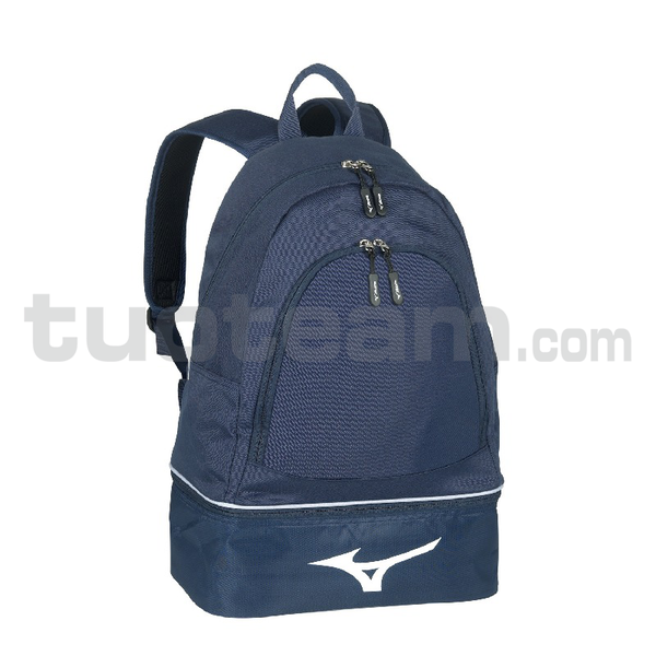 33EY7W93 - TEAM BACK PACK -Zaino - Navy/White