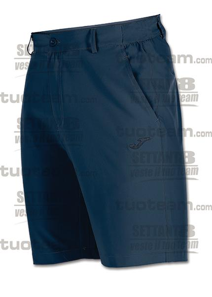 100204 - BERMUDA GOLF TWILL TRAVEL PASARELA - 300 BLU NAVY