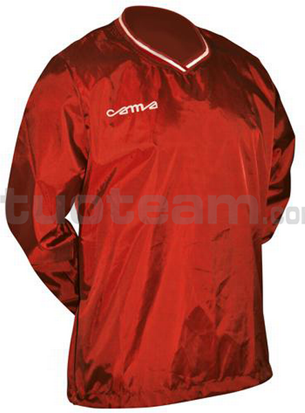 CAMA/WIND - kway wind - ROSSO