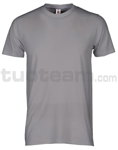 PRINT - PRINT T-SHIRT - STEEL GREY