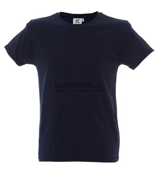 99004 - T-Shirt Perth Man - Blue Denim