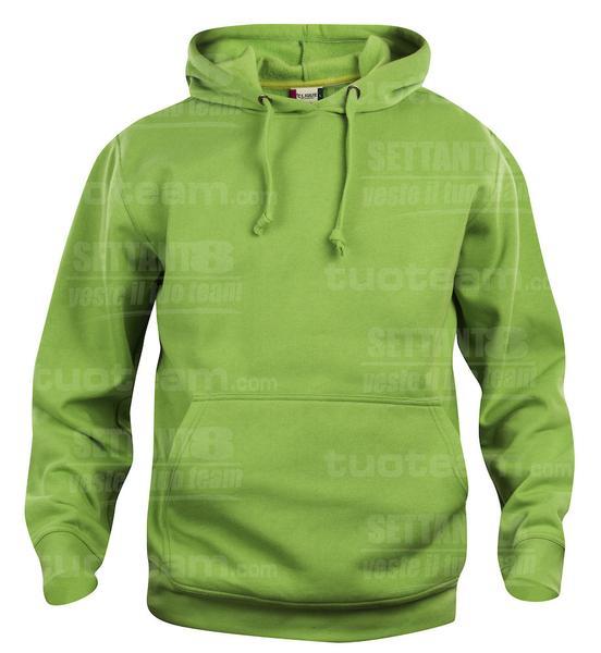 021031 - FELPA Basic Hoody